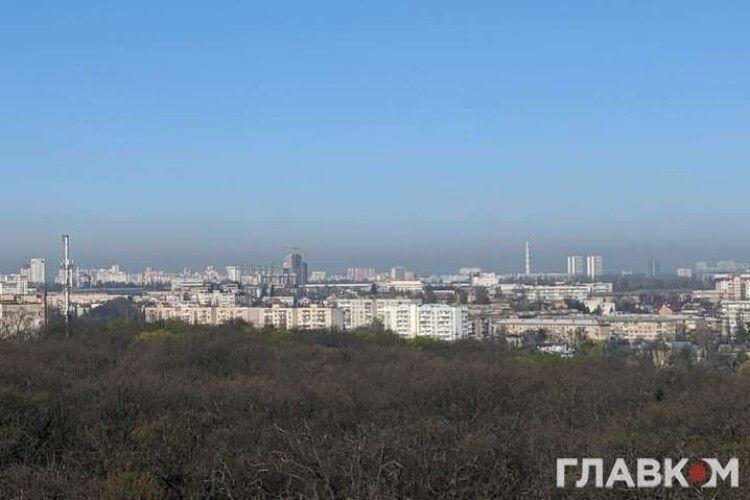 Українське місто потрапило до четвірки із найбільш забрудненим повітрям