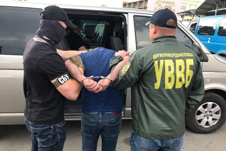 Волинянин намагався налагодити схему контрабанди, але прикордонники відмовилися від хабара  (Фото)