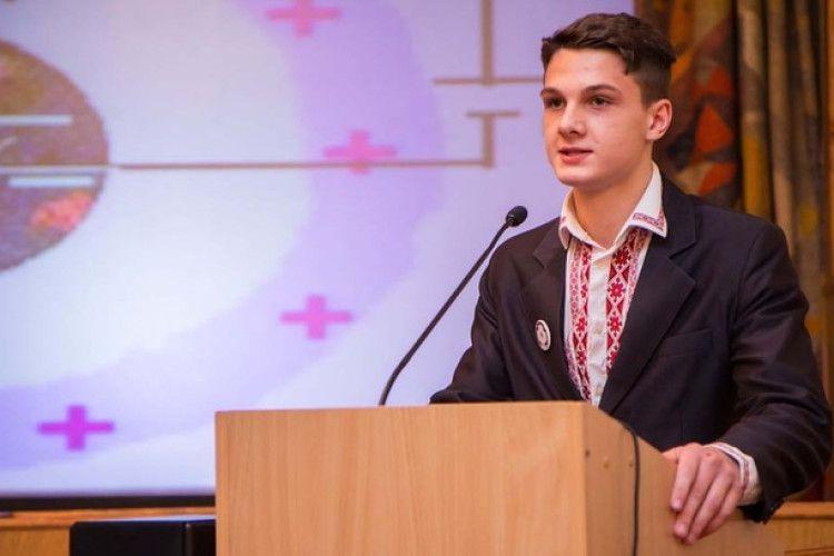 Кіловат за три копійки: українського школяра в США визнали генієм