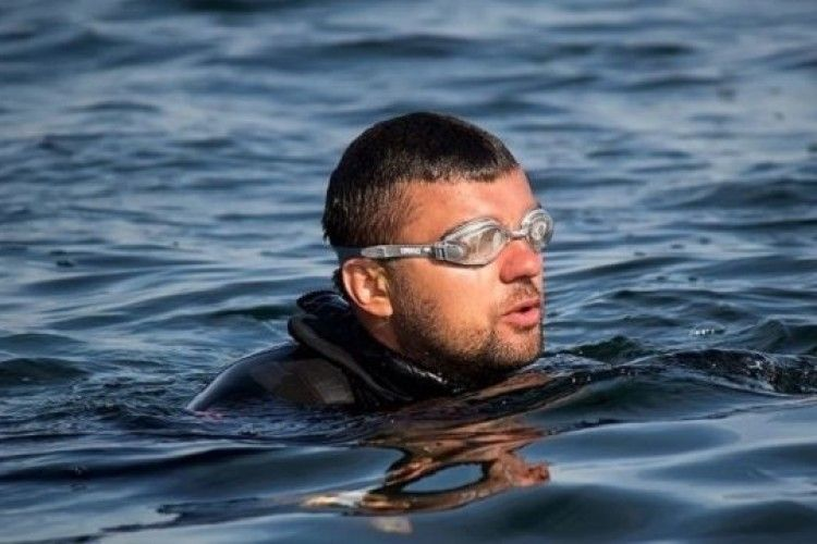 Народний депутат України кличе волинян на заплив через озеро Волянське