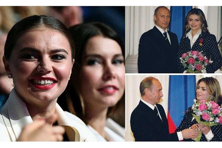 Коханка Путіна народила двійню