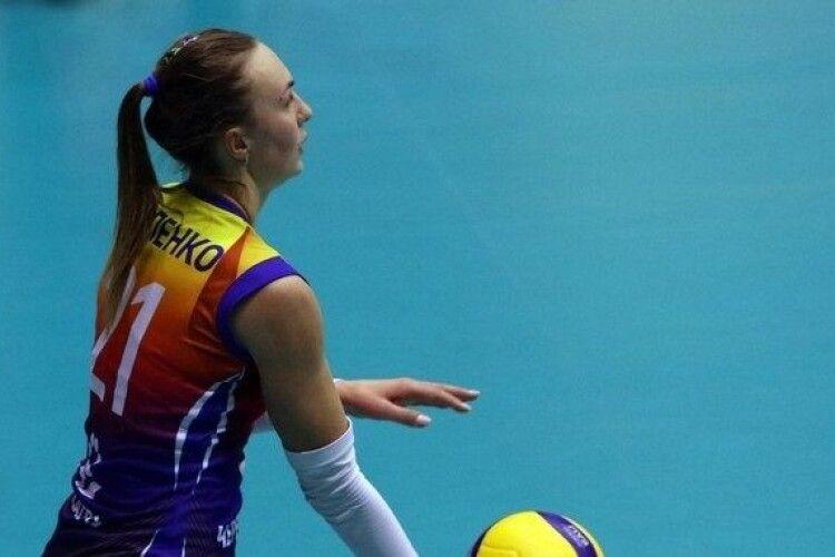 Волейбол: українська догравальниця залишається в Череповці