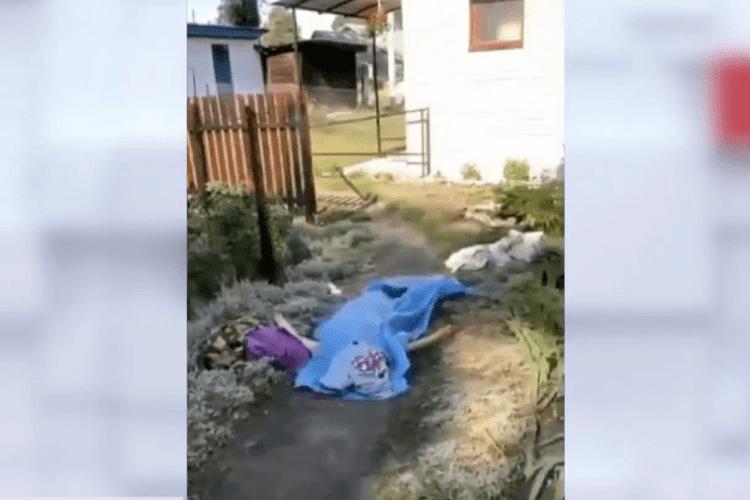 Сусіди розповіли про волинянина, який вийшов з тюрми і забив матір