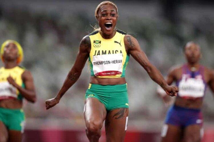 Так стометрівку на Олімпіадах ніхто з жінок ще не біг! (Відео)