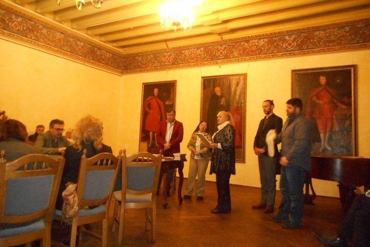 Любомльську письменницю нагородили у Львові