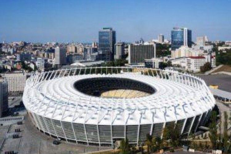 Київ виділив шестизначну суму на фінал Ліги чемпіонів