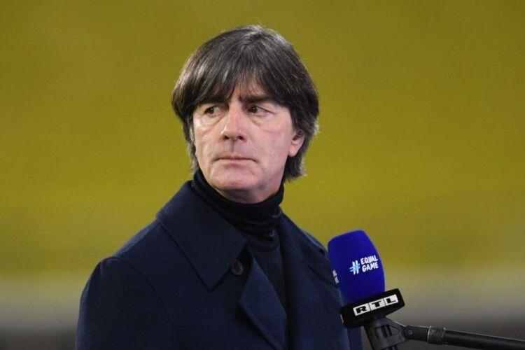 Йоахім Льов залишить пост головного тренера збірної Німеччини, яку тренував 15 років