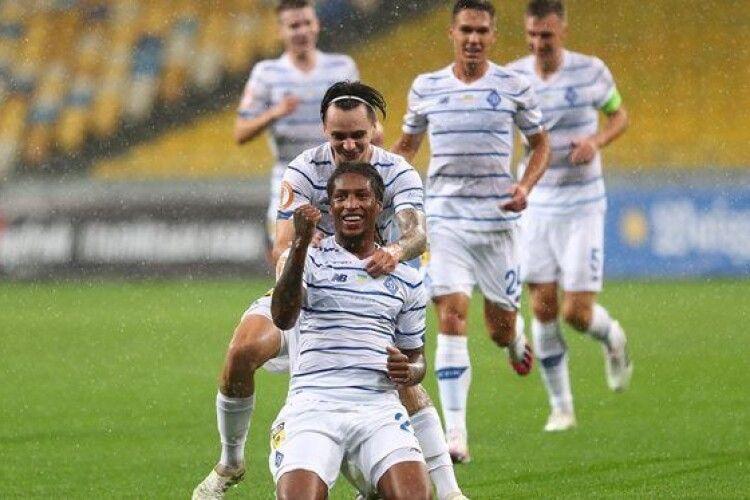 Київське «Динамо» долає нідерландський «АЗ» і виходить у раунд плей-офф кваліфікації Ліги чемпіонів (Відео)