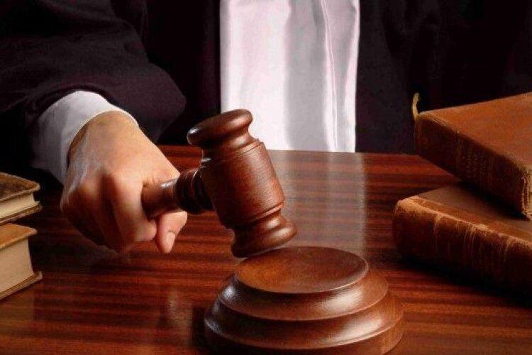 Перед судом постане ковельчанин, який вчинив понад 40 крадіжок. Та ще й має сім судимостей