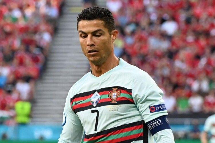 Кріштіану Роналду став ще крутішим: він єдиний футболіст у світі, якому вдалося зіграти на п'яти Євро