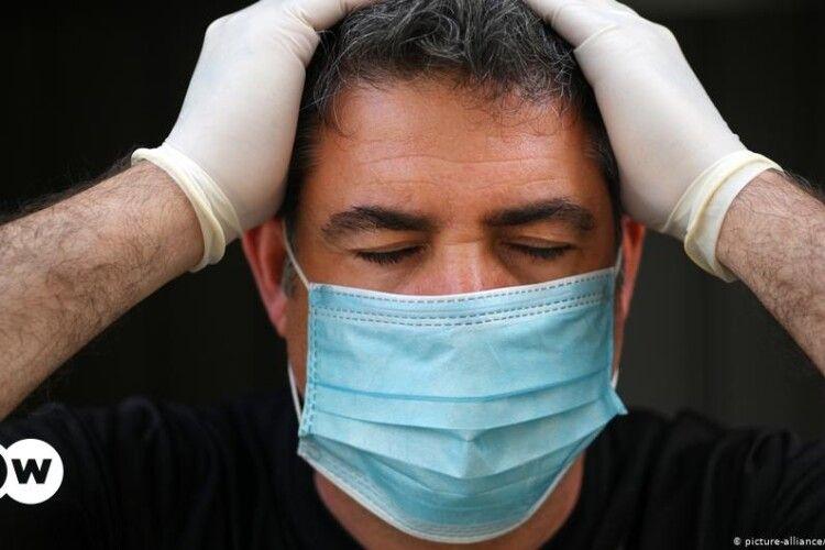 Коронавірус знижує рівень інтелекту ще більше, ніж інсульт