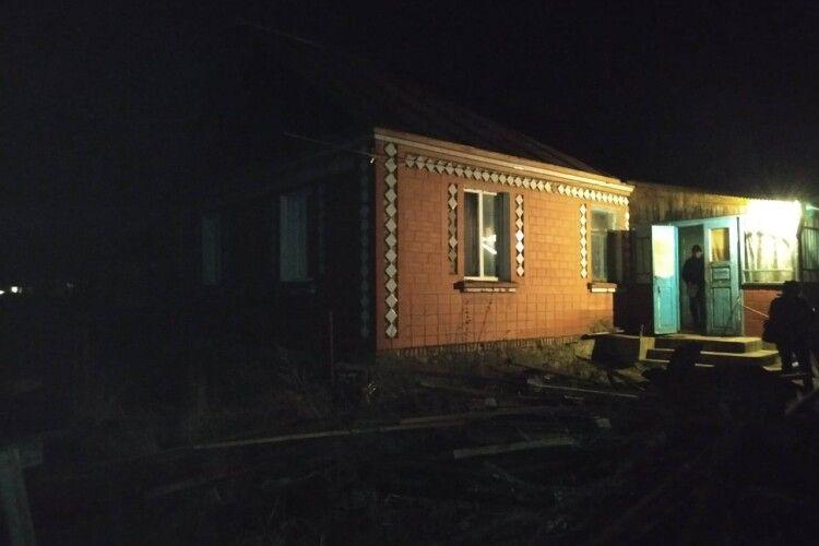 На Рівненщині чоловік загинув у власній хаті (Фото)
