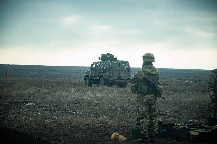 Ворог обстріляв наших воїнів з гранатометів. Поранено нашого захисника