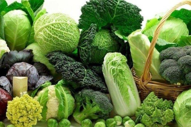 Названо найдешевший овоч 2020 року