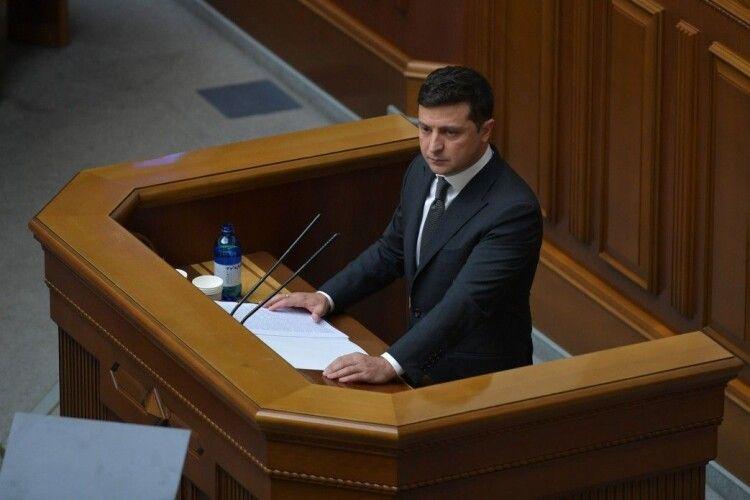 Зеленський засудив штурм Конгресу в США
