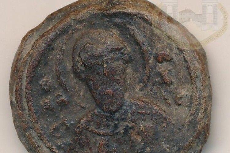 Білоруські археологи знайшли печатку Володимира Мономаха