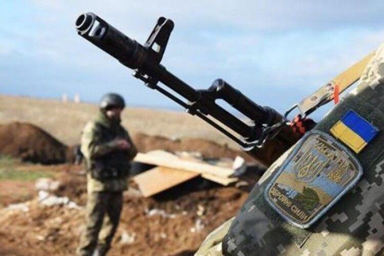 Бойовики сім разів обстрілювали позиції ЗСУ на Донбасі