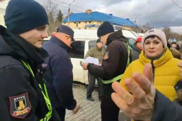 Кого у протистоянні підприємців і муніципалів підтримає голова Волинської ОДА