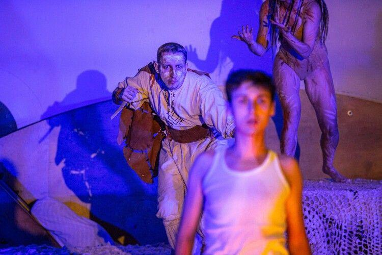 У Луцьку покажуть пластичну виставу «Трипільські видіння», яку вже бачили за кордоном