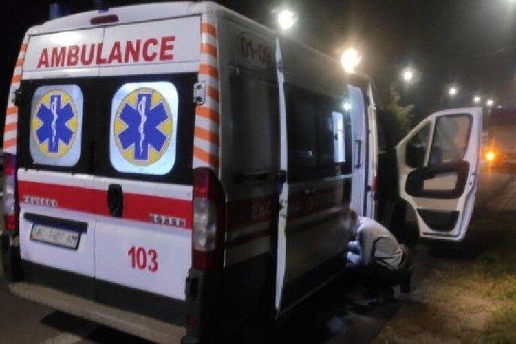 Смертельна ДТП під Луцьком: одна загибла, п'ятеро травмованих (Фото)