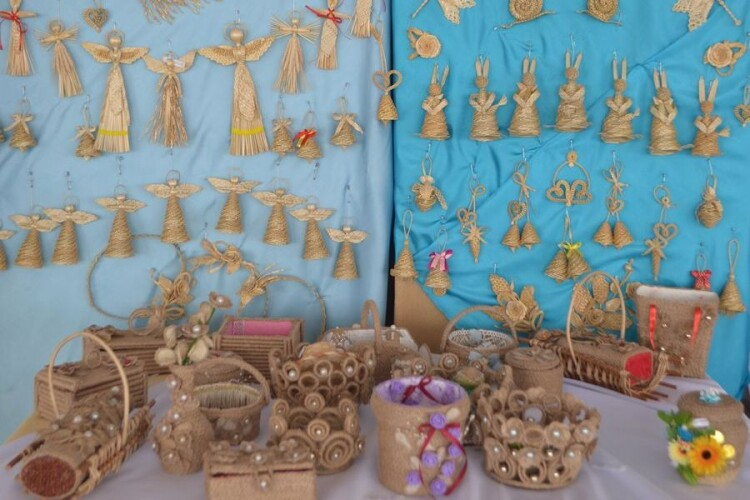 Роботи майстрів з Турійщини помандрували у Чехію (Фото)