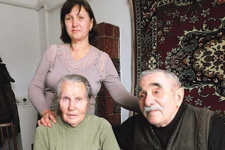 Почесний донор Аркадій Сусь пережив ядерний вибух і виростив два сади…