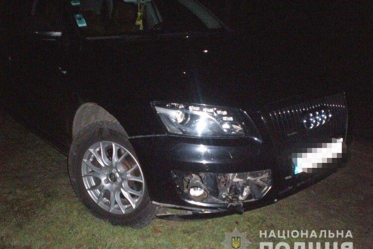 Сьогодні вночі під колесами автомобіля загинув 45-річний житель Рівненщини