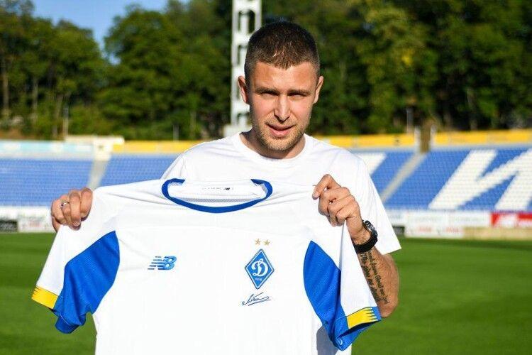 Київське «Динамо» підписало контракт із власним вихованцем Артемом Кравцем