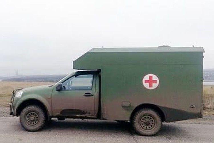 Виробництво санітарних автомобілів «Богдан-2251» призупинили