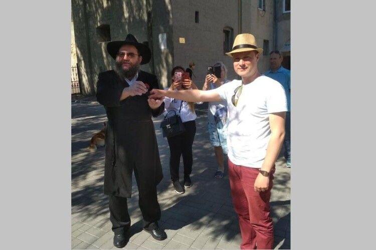Синагогу в Луцьку передали іудейській громаді