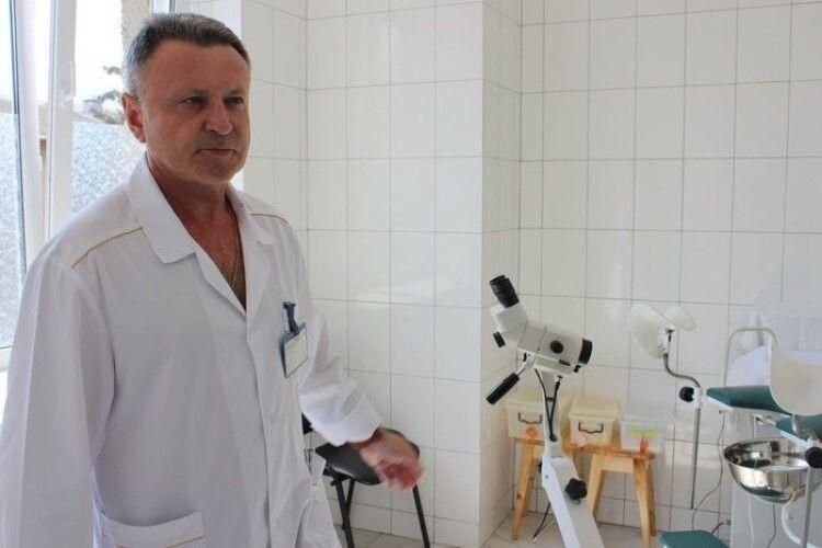 Звільнився керівник луцького пологового Михайло Токарчук