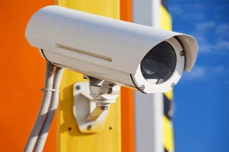 На Волині неповнолітній викрав камери відеоспостереження