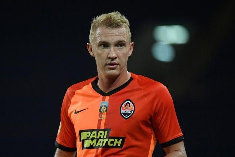 Віктор Коваленко не захотів продовжувати контракт із «Шахтарем»