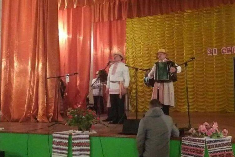 У Самарах на празнику виступали білоруські артисти