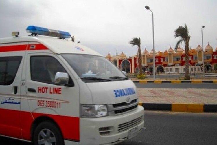 Автобус з українцями потрапив у ДТП в Єгипті