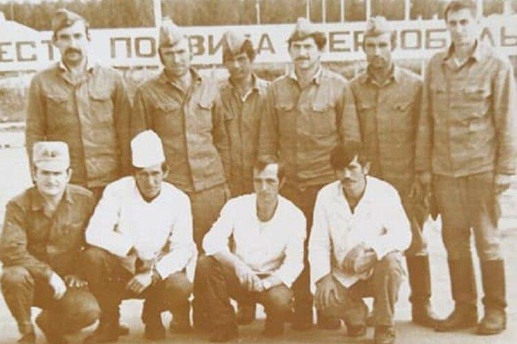 У Сошичненській громаді подякували Героям, які  перемогли ядерну смерть (Фото)