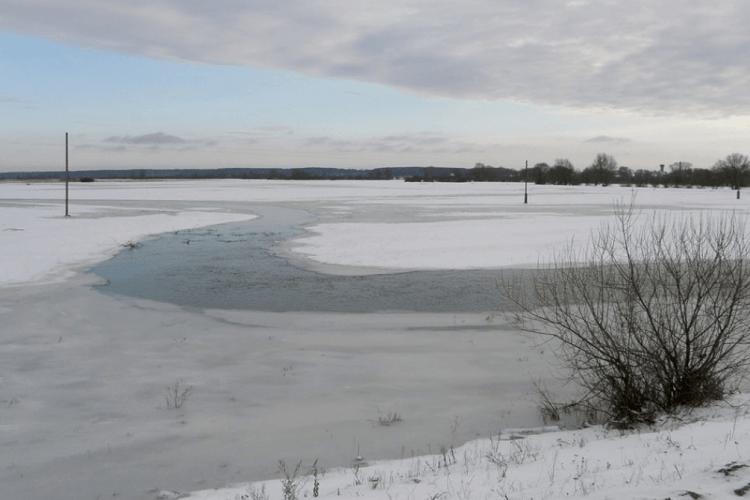 Волинян попереджають, що у басейні Прип'яті вода може піднятись на 70 сантиметрів