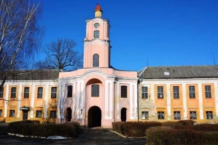 Олицький замок можуть включити в програму «Велика реставрація» (Фото)