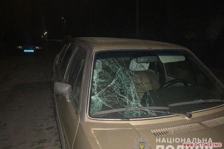 П'яний водій на смертьзбив 14-річного підлітка і втік із місця аварії