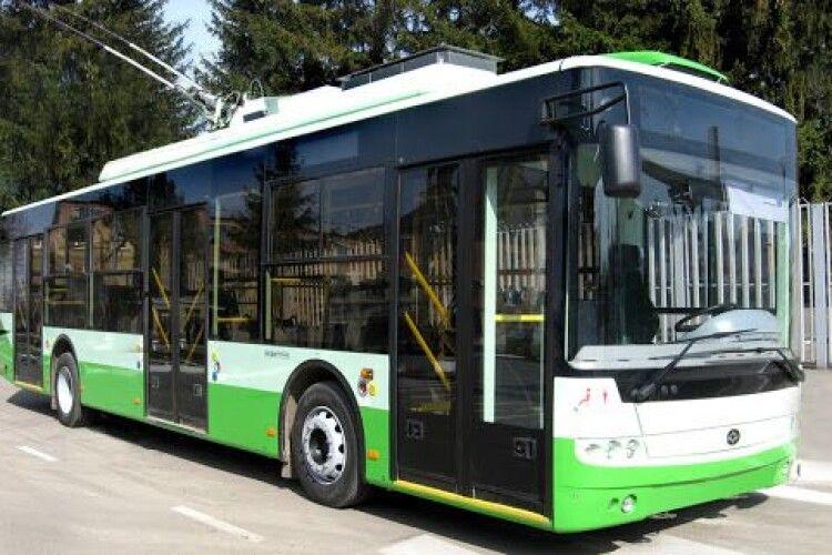 Луцькі тролейбусники в Чехії виграли тендер, обійшовши Škoda Electric