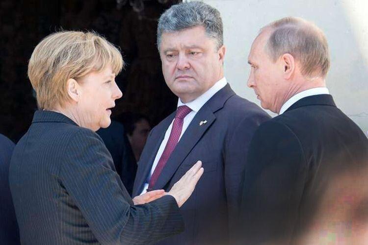 Петро Порошенко вперше розповів про останню зустріч із Путіним у Берліні