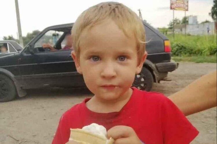 Вже добу шукають шестирічного хлопчика, який зник у лісі під час збирання з батьками бузини