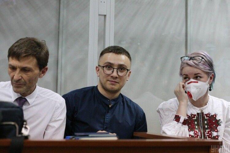 Стерненка та Демчука суд звільнив з-під варти