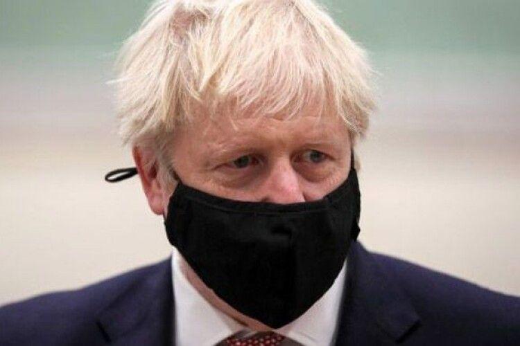 Британський прем'єр Борис Джонсон: коронавірус швидко мутує і стає набагато заразнішим