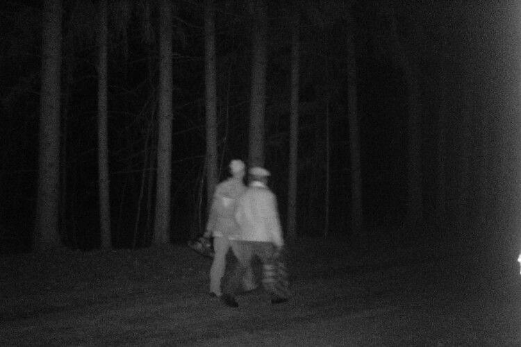 На Волині крадіїв лісу застрелили з «фоторужья» (Фото)