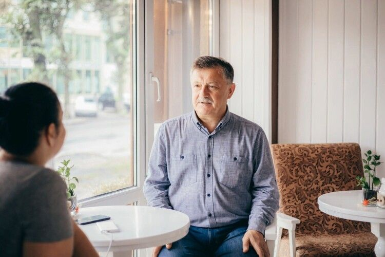 Богдан Шиба розповів, чому лучани хочуть, аби він став мером Луцька