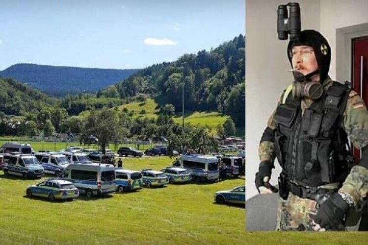 У Німеччині засудили до трьох років ув'язнення «лісового Рембо», який роззброїв чотирьох поліцейських