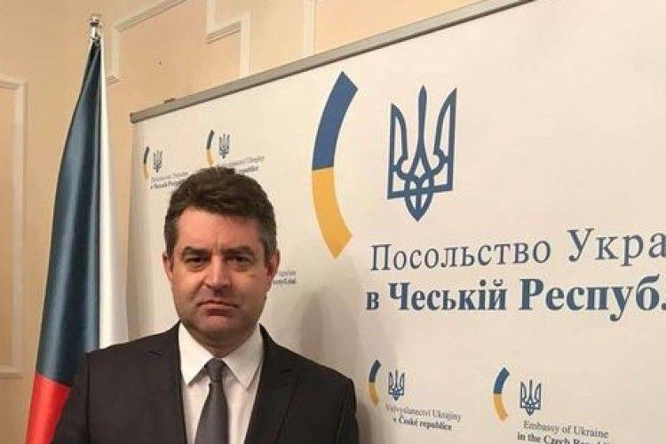 Посол України в Чехії: Війна УПА з волинськими чехами – міф, створений у Чехословаччині комуністами