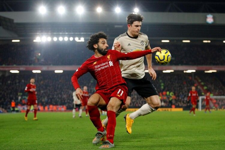 «Манчестер Юнайтед» та «Ліверпуль» зіграли у безгольову нічию