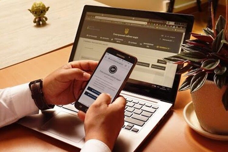 Волинські декларанти звітуються про доходи в режимі online